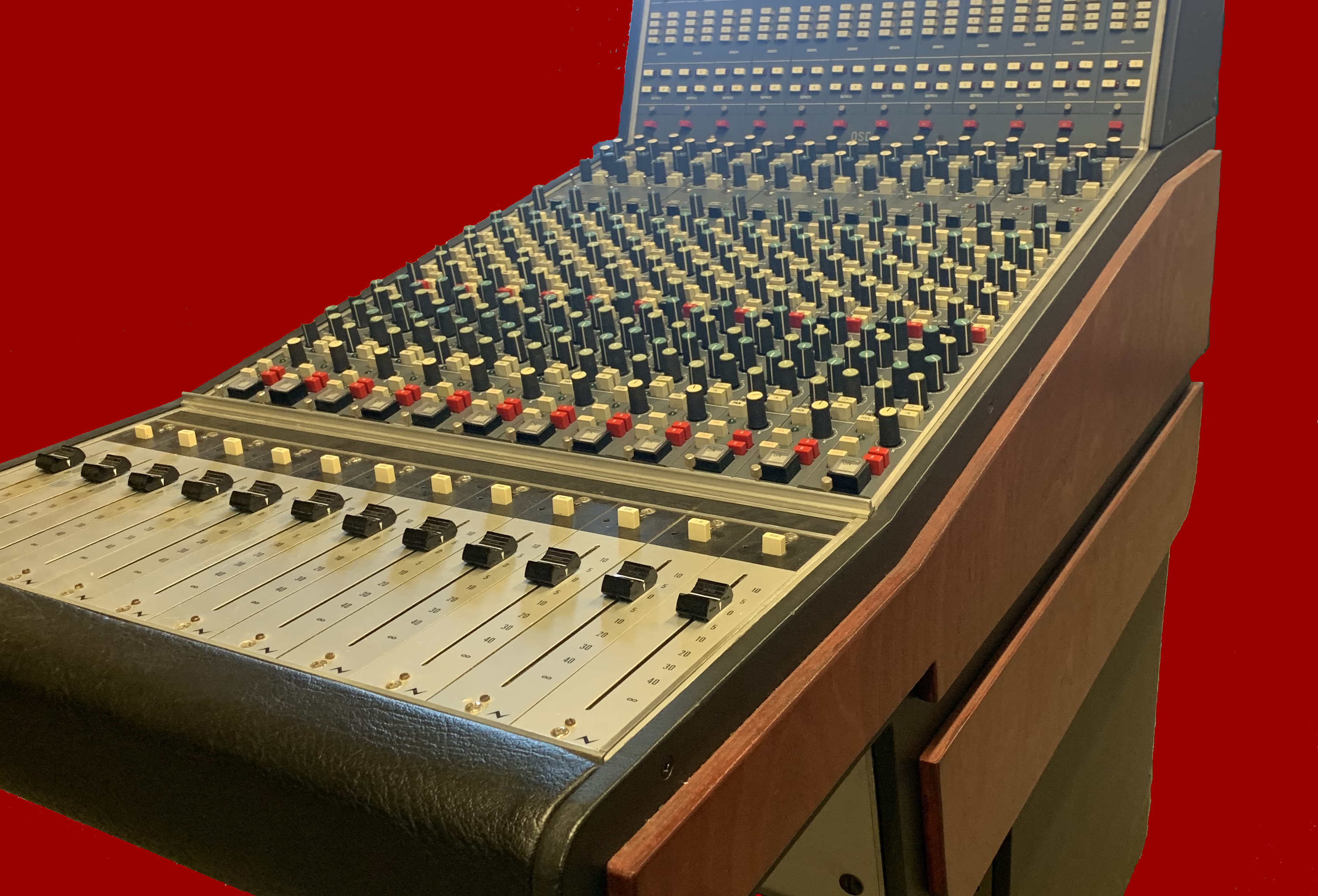 Neve 51 12 Channel sidecar Image